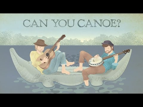 The Okee Dokee Brothers -  Can You Canoe? (Whole Movie)