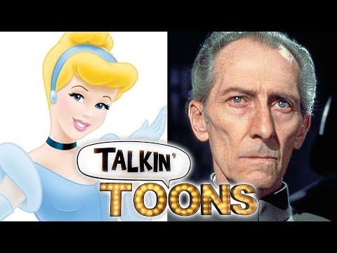 Cinderella Commands the Death Star! Talkin' Toons w Rob Paulsen