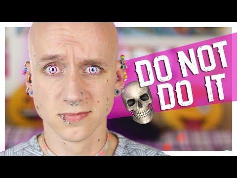 Dangerous Piercings & Body Modifications | Roly