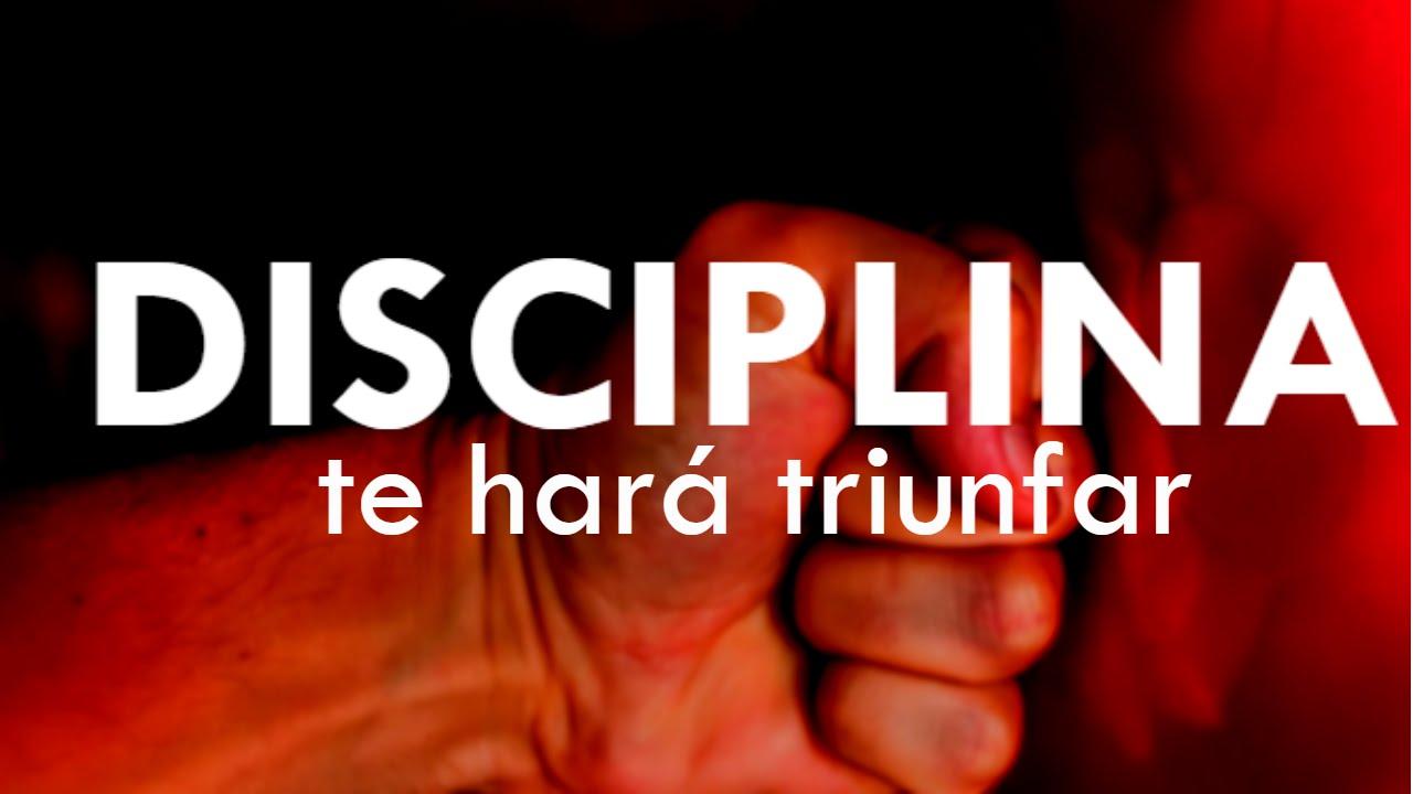 Disciplina Motivación Mentesigma Youtube