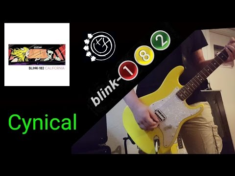 Blink 182 - Cynical Guitar Cover