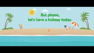 It's a lovely Day (kids Song)