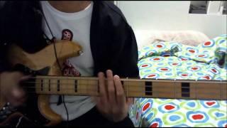 Fast Slap Bass solo - SX Jazz bass