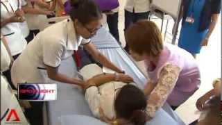 10 Nov 2013 Spotlight: A race to enhance Singapore's eldercare services