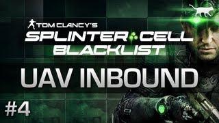 Splinter Cell Blacklist - Co-Op Ep.4 - UAV INBOUND - Met Inooid en Hexiit [1080p]