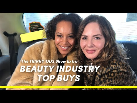 THE TRINNY TAXI EXTRA - BEAUTY INSIDERS TOP BUYS: Lesley Thomas