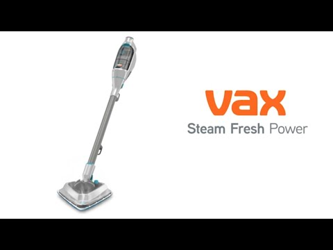 Vax steam fresh power