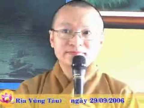 Tiếng cười trong pháp thoại (20/09/2006) Thích Nhật Từ