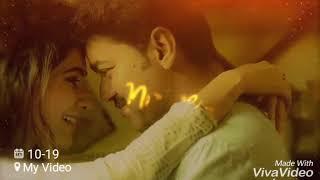 Mersal Neethanae Tamil Romantic Vijay Samantha Atlee A R Rahman