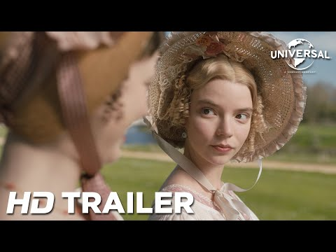 Emma – Official Trailer (Universal Pictures) HD