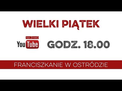 Wielki Piątek - Liturgia Męki Pańskiej (Ostróda)