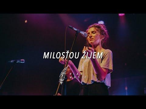 Milosťou žijem (live) - JEDEN - PiarMusic