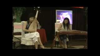 12 Girls Band - 女子十二楽坊 - The girls play traditional chinese music (2007)