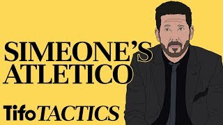 Tactics Explained | Diego Simeone's Atlético Madrid
