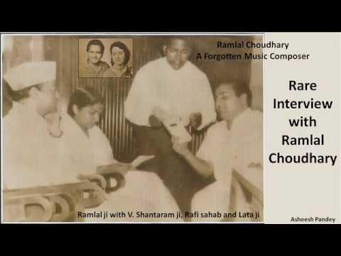 Rare Conversation with Ramlal ji