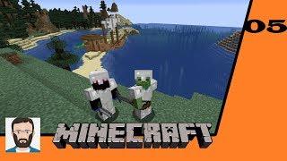 Minecraft Co-op Survival E5   We Found Buried Treasure!