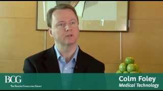 bcg s colm foley on medtech transformation