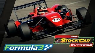 Game Stock Car Extreme 2013 Formula 3 Gameplay PC HD