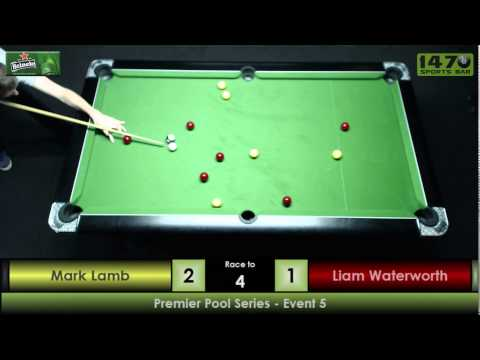 Premier Pool Series Event 5