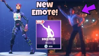 "*NEW* DISCO FEVER EMOTE IN REAL LIFE! Fortnite Battle Royale ""DISCO FEVER"" DANCE / EMOTE"