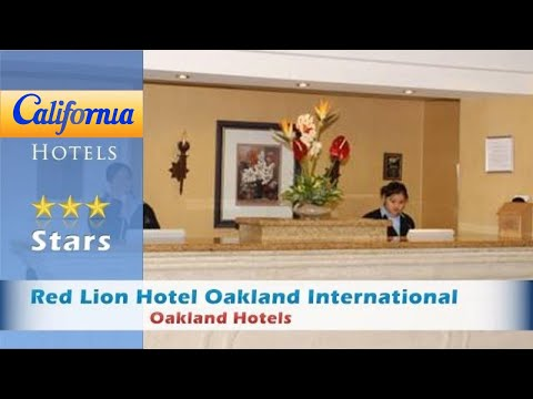 Red Lion Hotel Oakland International Airport, Oakland Hotels - California