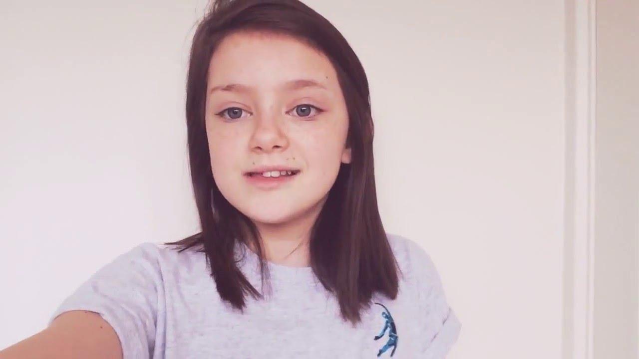 Lily rosa Aslandogdu Disney tape - YouTube