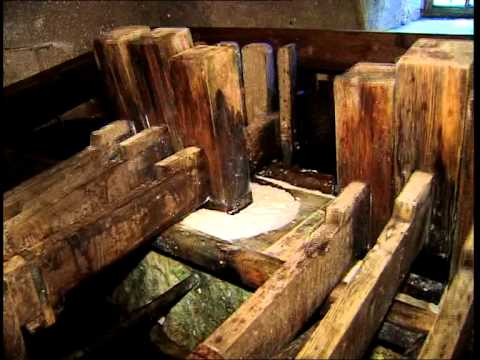 Traditional Paper Making Process - YouTube