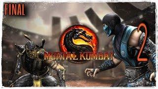 Mortal kombat 9 | PS3 | En Español |  Historia |  Capitulo 2 (FINAL)