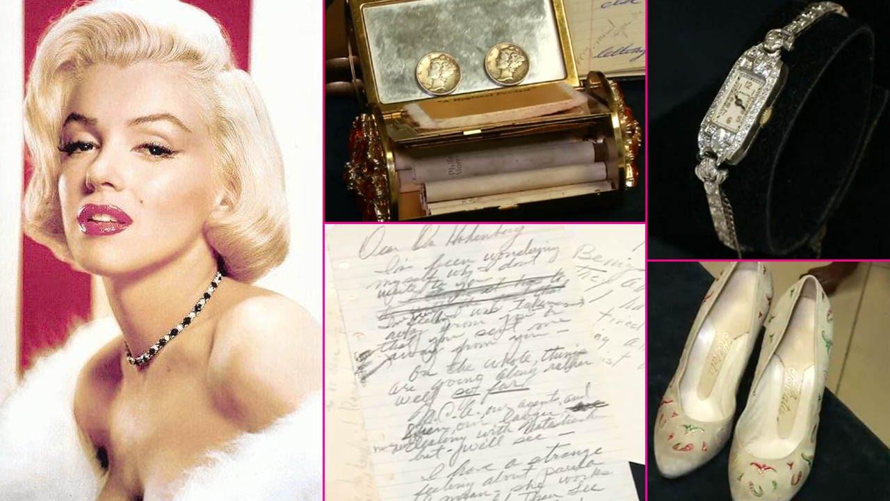 Resultado de imagen para marilyn monroe´s jewelry