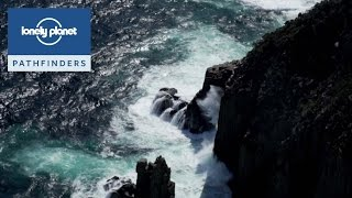 Exploring Tasmanias Three Capes Track - Lonely Planet vlog
