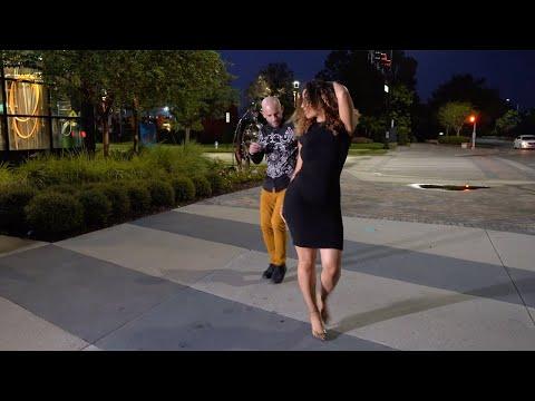 Ataca X La Alemana Bachata Dance [Blinding Lights – Dani J]