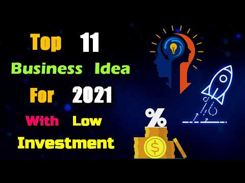Top 11 Business Ideas For 2021 With Low Investment – [Hindi] – Quick Support