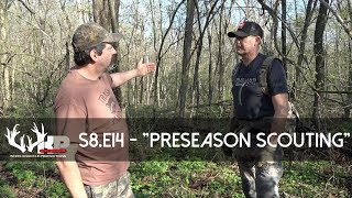 """White Knuckle Web Show S8.E14 - """"Preseason Scouting With The Hunting Beast"""""""