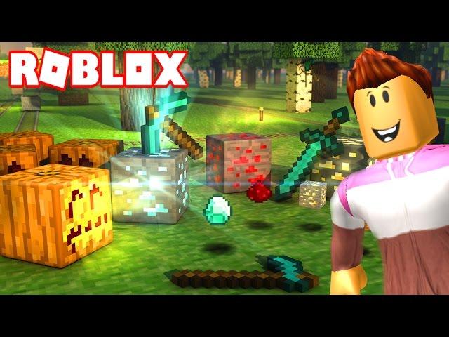 Minecraft Survival En Roblox Survival Mining Tycoon Espanol