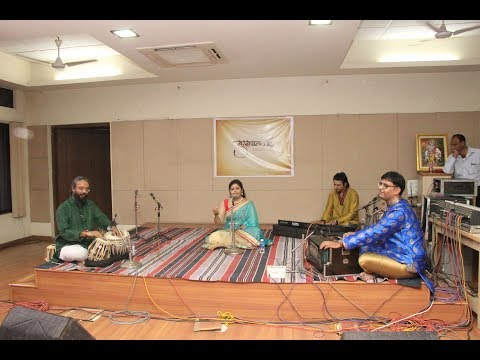 1st Annual Performance of Sursadhana : Gujarati Ghazal by Priti Dave