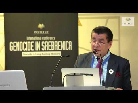 Sir Geoffery Nice - Genocide in B&H at the International Courts