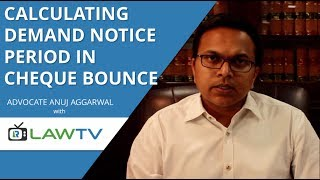 Indian Kanoon - How to calculate demand notice period in cheque bounce case - LawRato
