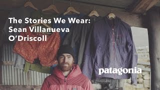 Sean Villanueva-O-Driscoll - The Stories We Wear (Patagonia)