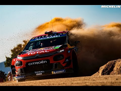 Highlights - 2019 Rally Mexico - Michelin Motorsport
