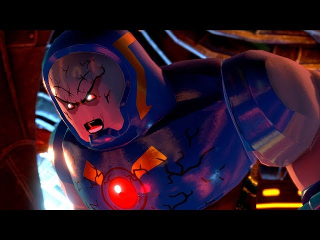 LEGO DC Super Villains Walkthrough Part 13 - They Think It's Owl Over