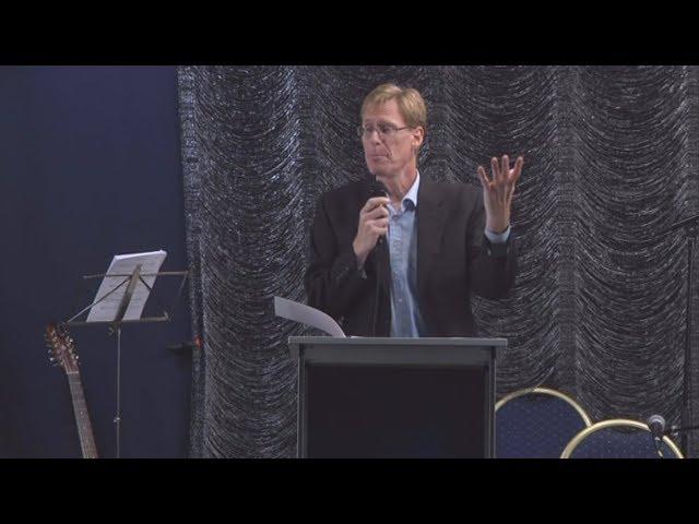 Vad har Jesus för attityd till synd? - Mats Selander - Slottsmissionens tältmöte 2018