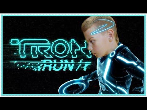 TRON: Evolution (ТРОН Эволюция) - Часть 02 - Прохождение на русском - [CapTV]