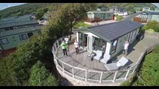 Yuneec Typhoon H Drone Flight - Holgates Caravan Park Silverdale