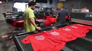 Entrepreneur leaves med school behind for Oklahoma-themed shirt business