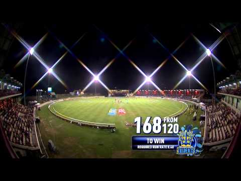 Highlights Match 17: St Lucia Zouks v Barbados Tridents