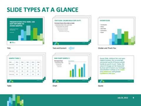 Powerpoint template training video youtube powerpoint template training video toneelgroepblik Choice Image