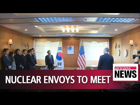 S. Korea's nuke envoy to meet U.S. counterpart for discussions on North Korea