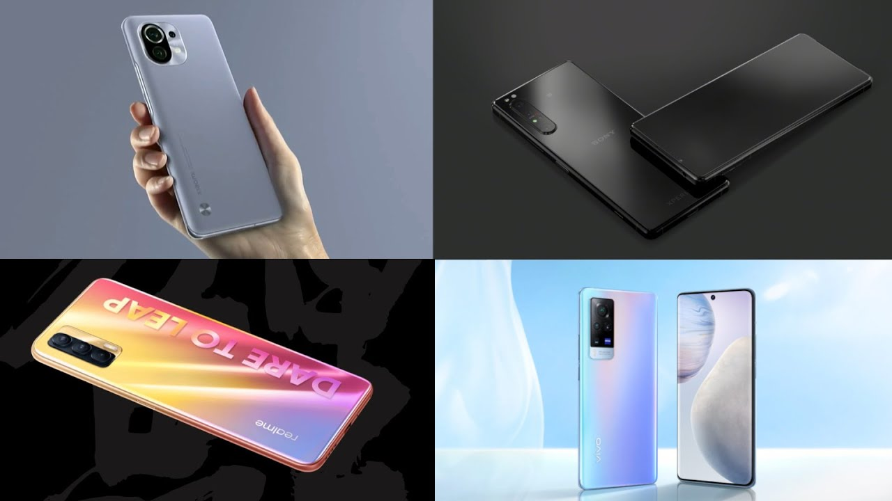 Best Upcoming Smartphones (2021) | Sony, OnePlus, Xiaomi, Huawei & More
