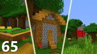 Nowa Wioska w Ciemnym Lesie!- SnapCraft III - [65] (Minecraft 1.14 Survival)