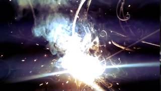 Сварка кованых элементов стула(На видео процесс сварки кованых элементов стула., 2016-07-27T12:28:48.000Z)